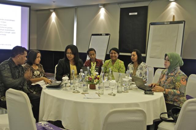 Evaluasi Kualitatif Kegiatan Sister Hospital dan PML