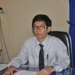 Direktur RS Puri Husada Tembilahan, dr.H.Irianto, SpPD