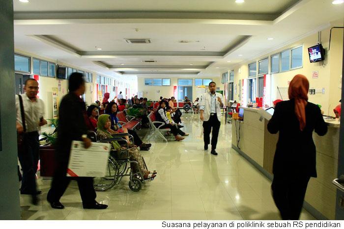 Pelayanan dengan Jaminan Sosial: Pasien Puas, PPK Lemas