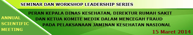 Seminar Leadership series